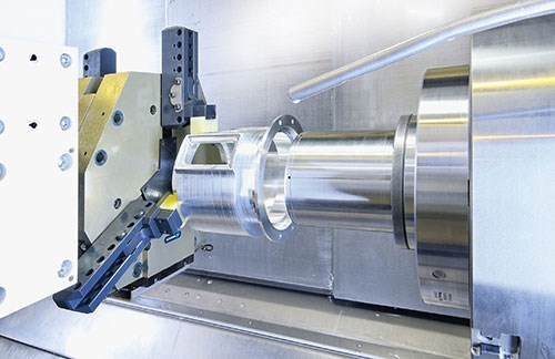 Schunk hydraulic expansion clamping device