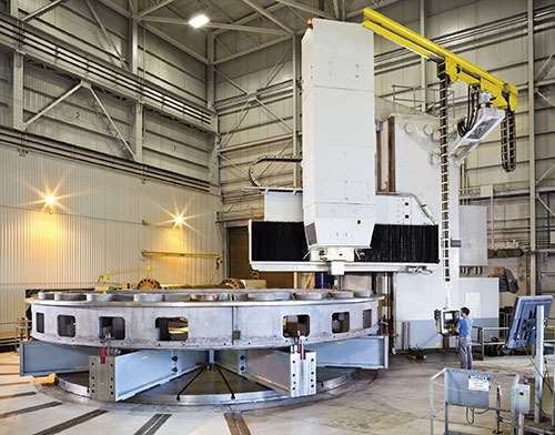 retrofit Ingersoll milling machine