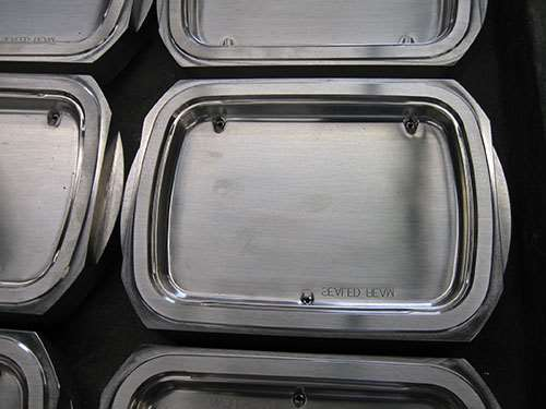 finely milled Inconel 718 parts