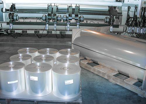 Los rollos terminados Evlon basados en PLA