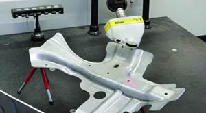 Laser Scanning for Improved Prototyping