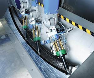 Turnkey manufacturing systems: Automated RTM for aerospace