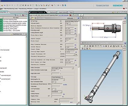 Siemens PLM Manufacturing Resource Library