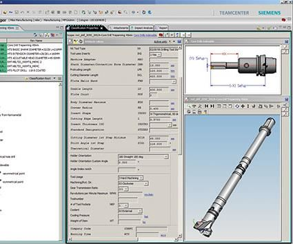Siemens PLM Manufacturing Resource Library