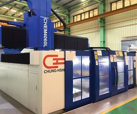 Chung Hsin Electric and Machinery machine