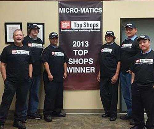 2013 winner Micro-Matics