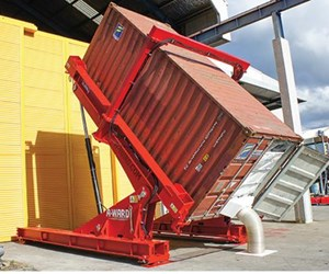 Foremost to Represent A-Ward Container Loaders