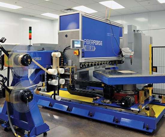 Tri-Mack's RELAY machine