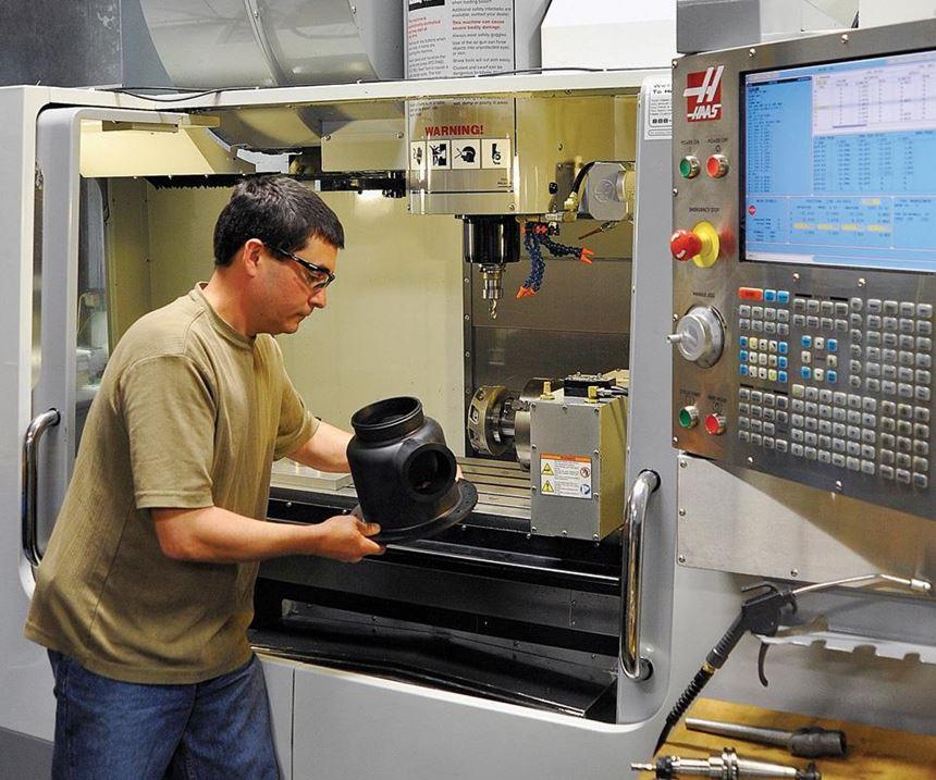 CNC machining systems