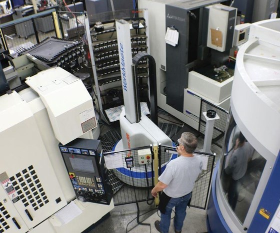 machine cell