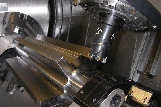 turn-mill interior