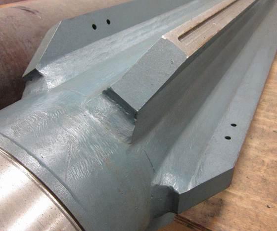 welded channels