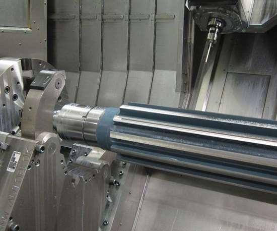 machine interior touch probe