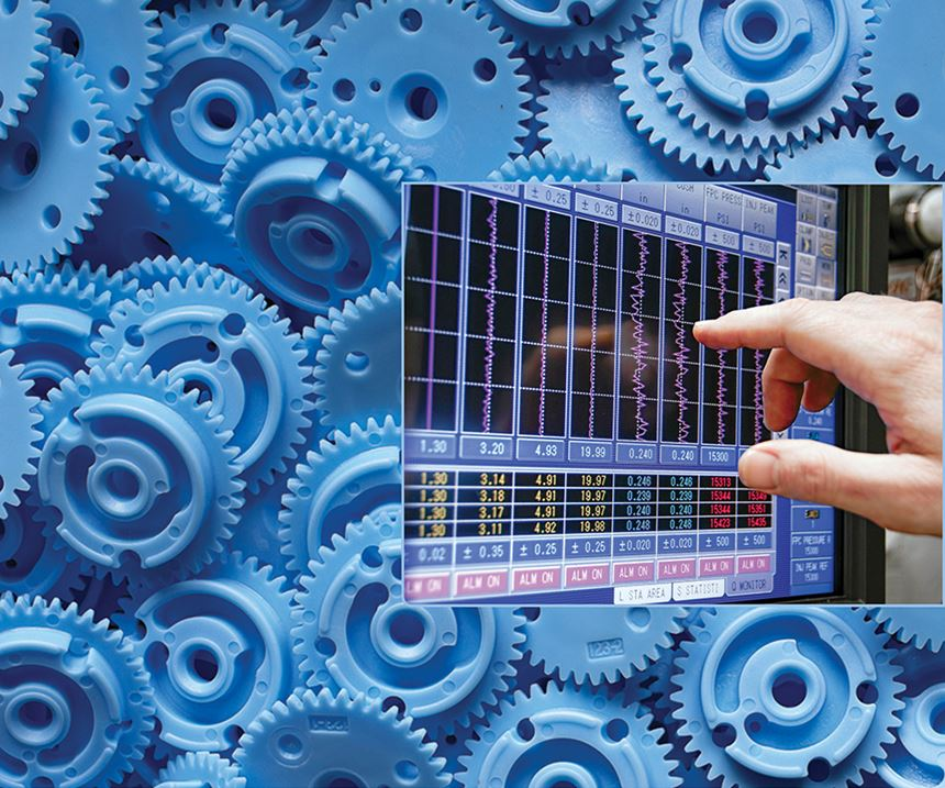 Prism plastics process monitoring checks