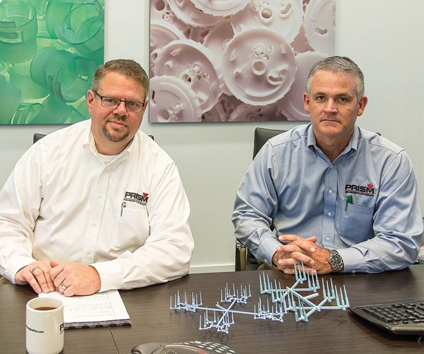 Prism Plastics Rodney Bricker Jeff Ignatowski