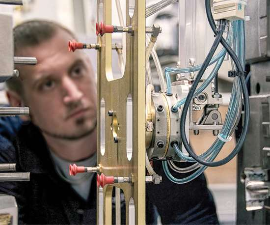 Prism Plastics robot tooling