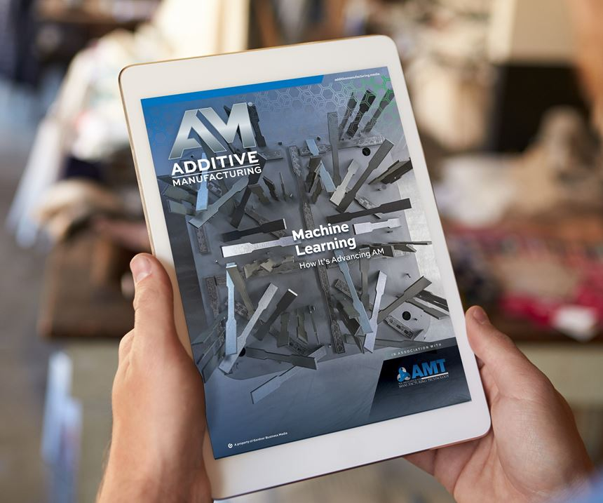 January 2018 issue of Additive Manufacturing magazine