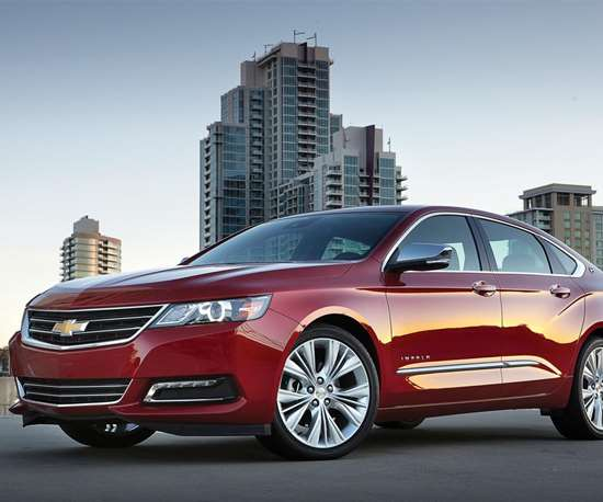 The 2014 Impala is arguably an inflection point in Chevy design, as it manifests a confidence that was somewhat lacking in the design of mainstream Chevy vehicles. And the design team has not backed down in the least bit on the design of subsequent vehicles.
