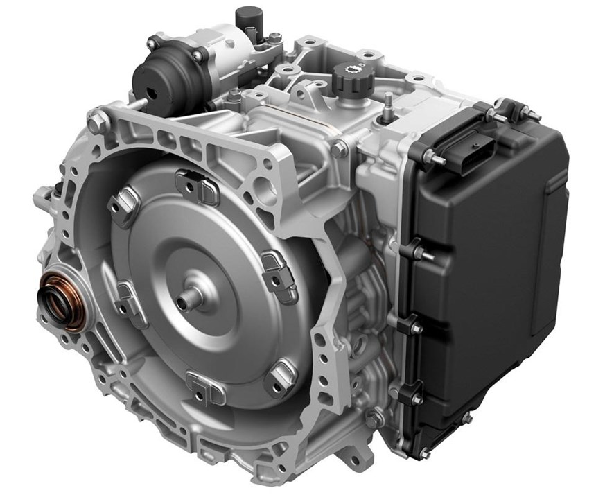 The GM Hydra-Matic 9T50 nine-speed transmission, which provides improved fuel efficiency as well as refined performance compared with the six-speed transmission that GM has on offer in several of its models. By the end of 2017 Chevrolet will have the nine-speed available on four models and overall, it will be an option on 10 GM models.