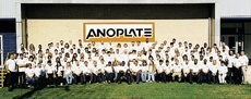 Anoplate's 173 employees