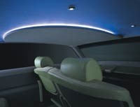 Ariston's lighting system