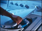 Applications of antimicrobial powder coatings