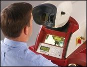 Manual laser micro-welding systems