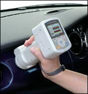 Portable Vertical-Format Spectrophotometers