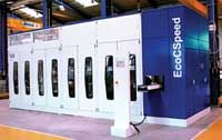Dürr EcoCSpeed in-line cleaning system