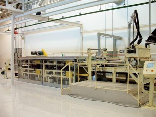 Bio-Lite's SMC compounding line