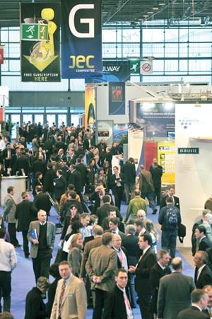 JEC show floor
