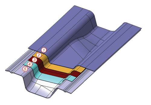 Fig 2 - schematic of tool