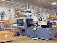 Standardized Nissei molding machines