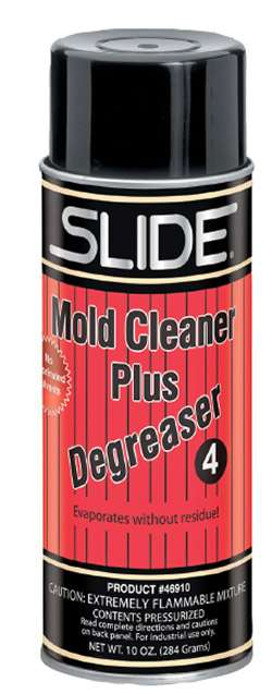 Mold Cleaner Plus Degreaser 4 from Slide Products