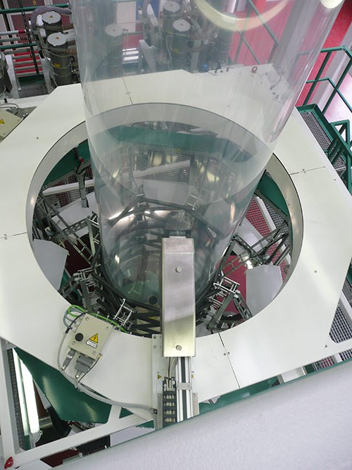American Kuhne blown film extrusion system