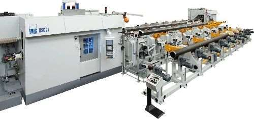 USC 21 turning machine from Emag