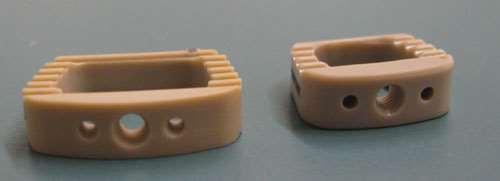 PEEK medical components