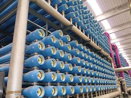 filament winding fiberglass composite pressure vessels for saltwater desalination