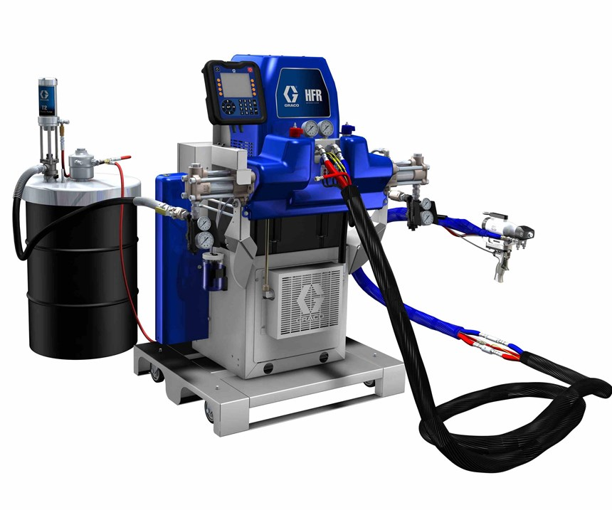 Meter/mix/dispense machines: The suppliers and systems ...