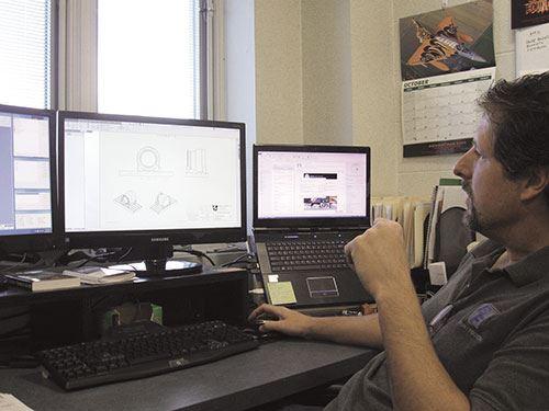 Michael Unmann, shop director