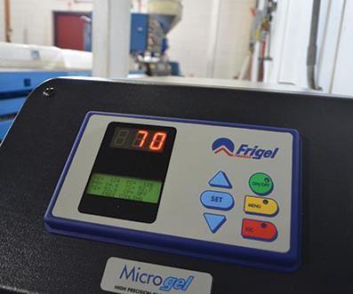 chiller/TCU machine