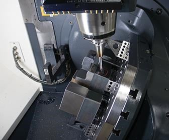 five-axis contouring
