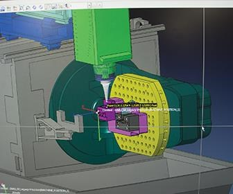 WorkNC simulation