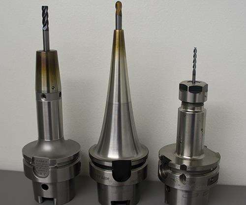 shrink-fit holders and collet chuck