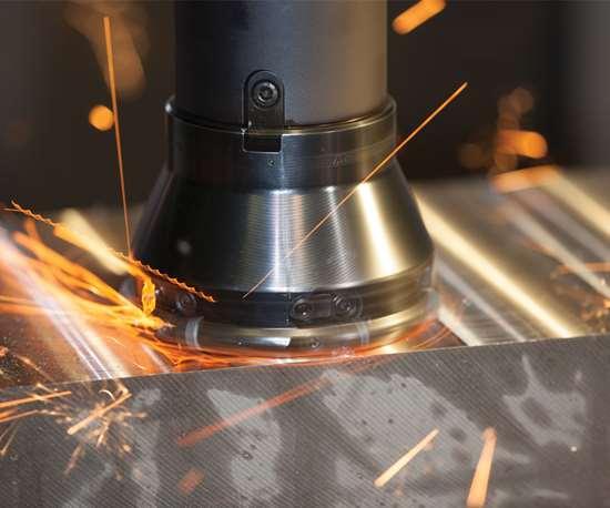 hard milling