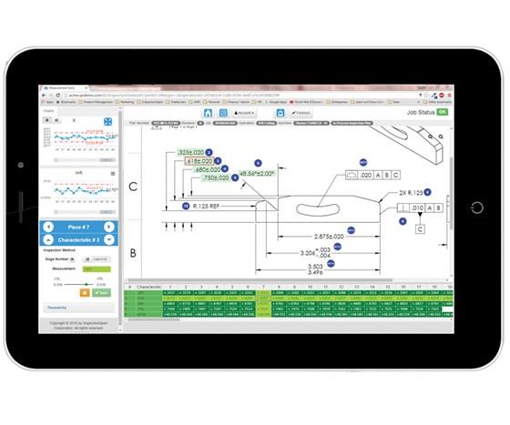 cloud based manufacturing QA
