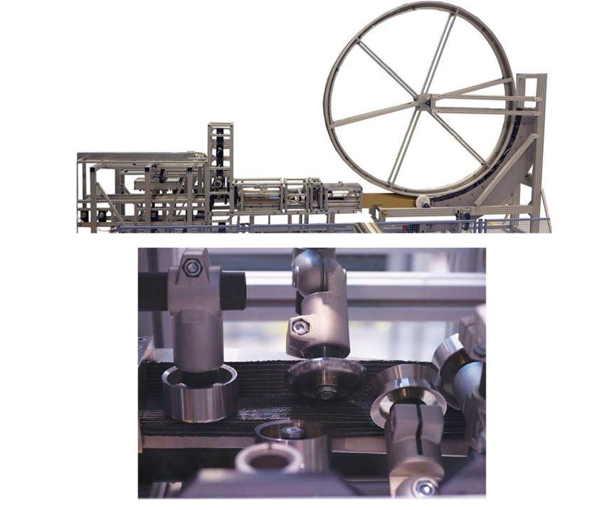 preform manufacturing
