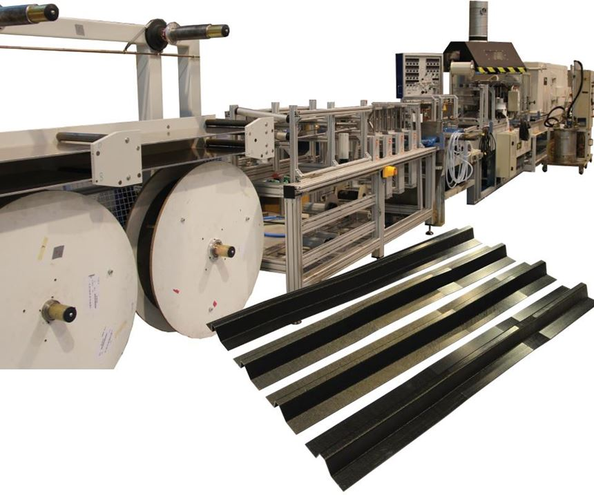 automated beam/stringer production