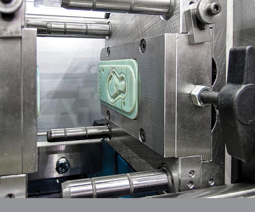 3D printed plastic tooling stratasys