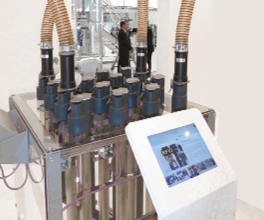 motan coupling table RFID sensor
